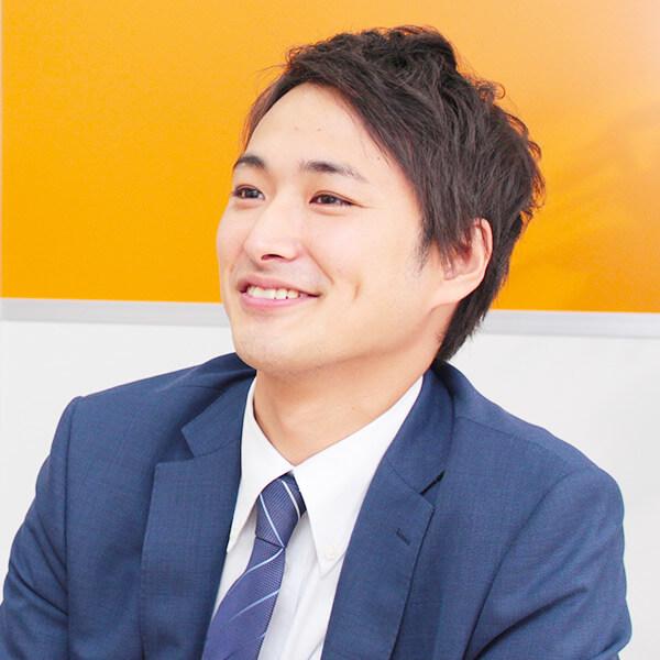 谷本 和馬の声:顧客の一歩先ゆく提案で信頼関係の構築