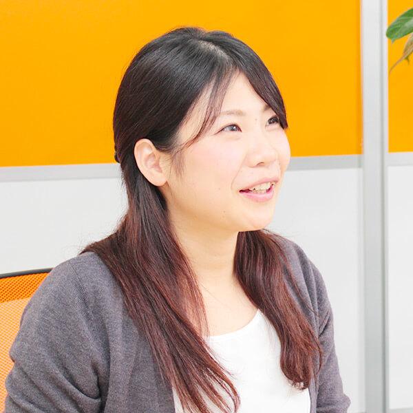埜中 美紗子の声:企画提案が形になり直接現場に届く喜び