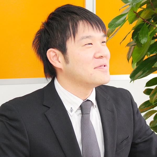 福島 久一の声:営業に対するプライドとプラス思考で業務遂行
