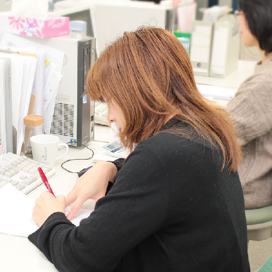 林 愛子:クライアントへの想い