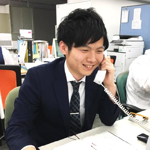 川﨑 大輝:仕事の喜び